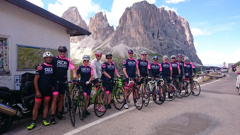 Tour of Italy - Bike Tour